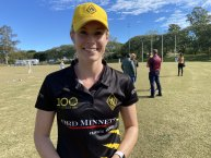 Australian Test fast bowler Holly Ferling welcomed the $50 million sports injection, saying it would encourage girls to take up sport professionally.
