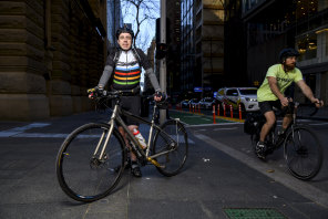 Darryn Capes-Davis from Bicycle NSW.