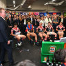 Rivals crowing about Roosters bankrolling US celebrations