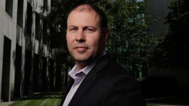 Environment Minister Josh Frydenberg.