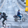 Cash for cyclists, new motorist fees to calm post-pandemic traffic