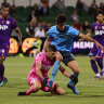 'We had so many chances': Sydney FC wasteful again in disappointing Perth draw