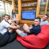 The Open tennis players staying with a Melbourne family