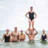 'Euphoric': Why is there a boom in sea swimming, and is it good for you?