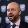 Greenberg set to return to sport with new Sydney stadiums agency