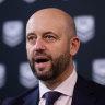 Greenberg set to return to sport with new Sydney stadiums agency