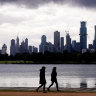 Melbourne has its coldest morning of the year, and since October last year