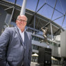 Cricket Australia boss Eddings facing fight to hold on to power