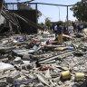Guards shot at fleeing migrants in Libya: UN