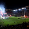 NRL Magic Round to stay in Brisbane in 2022 but after that it's anyone's game
