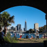 Last of the summer-like warmth lingers for Sydneysiders