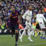 Barca thump Real as ruthless Suarez sticks knife into Lopetegui