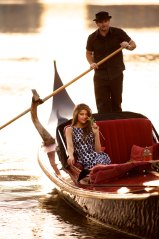 A Venice On The Yarra Gondola
