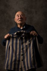 George Grojnowski was 13 when he was sent to a concentration camp.