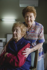 Irena Zuraszek believes the sisters could have remained at home if they'd been able to get a higher-level home-care package.