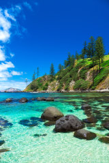 Norfolk Island is one of Australia's most remote outposts, which has helped retain its pristine environment.
