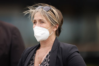 Wyong trainer Kristen Buchanan is in a hot run of form of late.