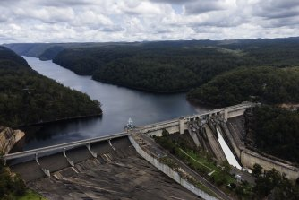 The plan to raise Warragamba Dam wall did not make an adequate assessment of the impact on Indigenous cultural heritage, Heritage NSW advised the Berejiklian government,