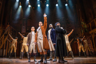 Chances are if you see Hamilton or listen to the soundtrack, it will stick in your head.