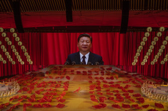 China's rise is fast and they will be the dominant power in the region within the decade.