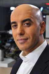 French criminal Redoine Faid.