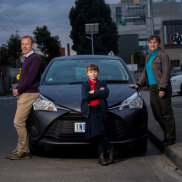 'Heaps cheaper': Why this family ditched car ownership