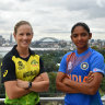 Women's Twenty20 World Cup LIVE: Australia v India
