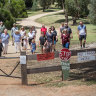 Suburban Rail Loop set to thwart decades-old parks plan