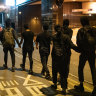 Polarised Hong Kong to hold elections under watch of riot police