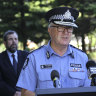 WA crime rate drops as people cop fines, jail time under new COVID-19 laws