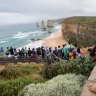 'It's only a matter of time': Fear of major crash on Great Ocean Road