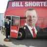 How the west might be won: Labor's push to emerge from a 20-year black hole