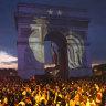 The world's best celebration: a very Gallic victory