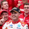 McLaughlin does a 'Bradbury' for 2nd virtual IndyCar win