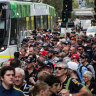 Government asks Fair Work Commission to halt grand prix tram strike