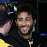 Ricciardo poised for switch to McLaren