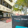 Revival hopes as locals begin to reclaim Fitzroy Street in pandemic