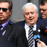 High Court adjourns to decide on 'anti-Clive Palmer' law