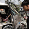 Deadly suicide bombing at Kabul education centre kills civilians