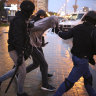 More than 300 detained in Belarus during Sunday protests