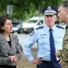 Show of force: How NSW Police took command to combat COVID-19