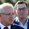 Scott Morrison and Daniel Andres need to work together to raise money for mental health reforms.