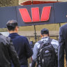 A Westpac customer for 36 years, I might put my money in socks