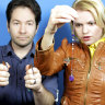 Ten years on, fringe investigators Ross and Carrie still shine