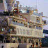 'Give limited information truthfully': The extrication of a cruise ship
