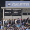 Crowded house: Bankwest success could push Sky Blues into derby switch