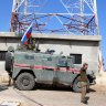 Russia begins patrols in Syria as US policy appears in disarray