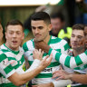 Rogic ends scoring drought as Celtic sail into Cup final