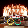 Australians are glued to Olympic TV coverage. The rest of the world not so much