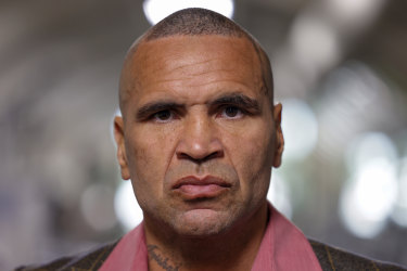 Retired boxing and rugby league legend Anthony Mundine has been fined a second time for breaching public health orders.